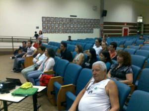 La publiko en Poŭzalegro
