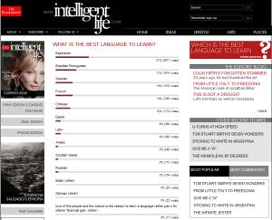 Pesquisa sobre a melhor língua para se aprender - Opinikontrolo pri la plej bona lingvo por lerni