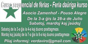 Curso sequencial de esperanto  - Daŭriga kurso de Esperanto